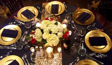 Silva Designs - Wedding Decor & Rentals 1