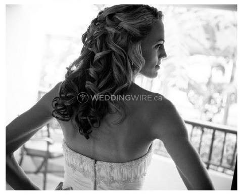 Beautiful Calgary Bride