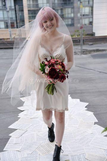 Toronto Wedding Photoshoot