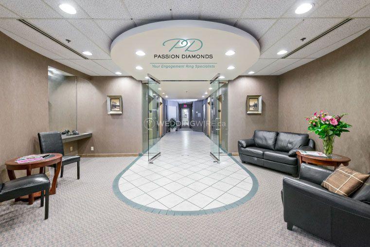 Passion Diamonds Office