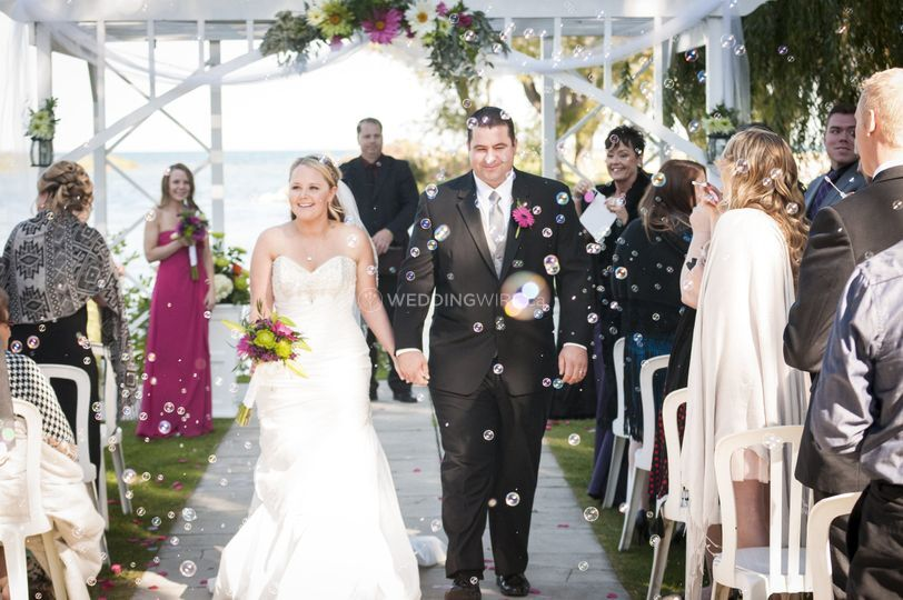 Cranberry Resort Wedding