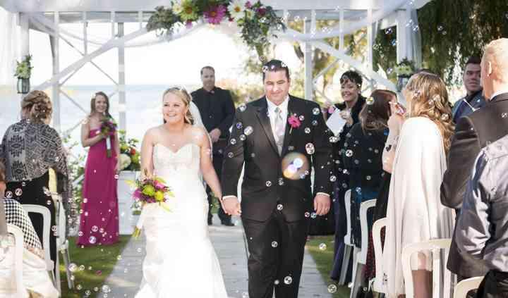 Cranberry Resort Wedding