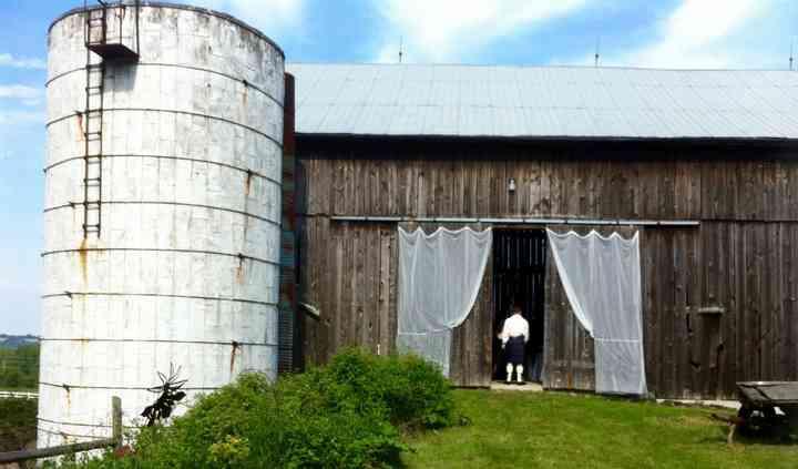 Collingwood Barn Wedding
