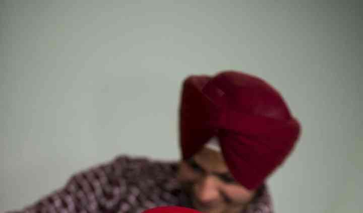 Formal(Mourni) Style Turban