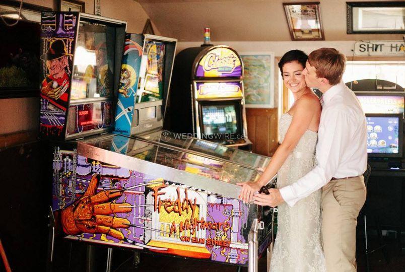 Toronto arcade and billiard rentals