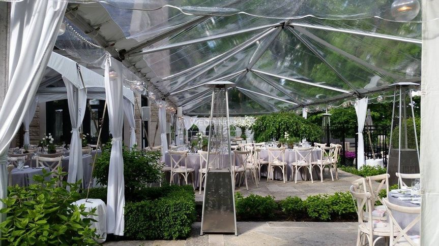 The Tent Co. –The main products include frame tents, marquees, structure tents, and more. Also, the company provides stylish patio restaurant walls.