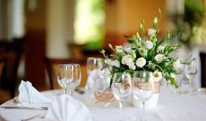Table mariée la champenoise