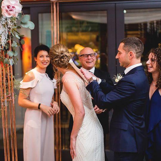 Kristina & Michael's wedding