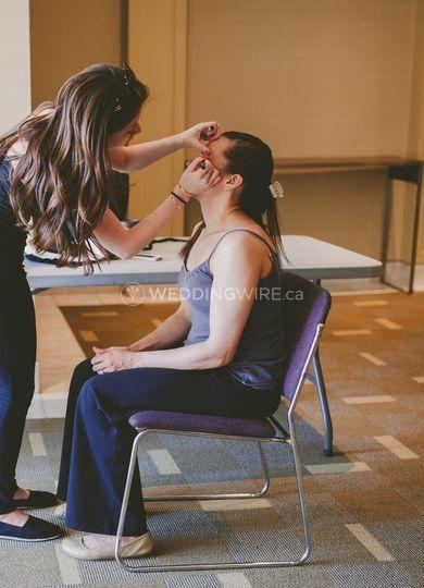Orly Kahn-Waldman Makeup Artist