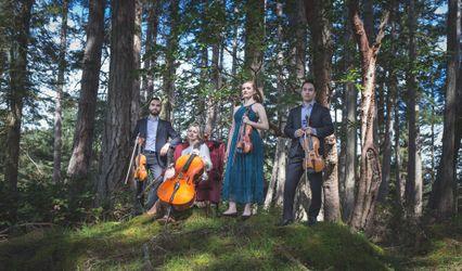 Cascadia Quartet & String Ensembles