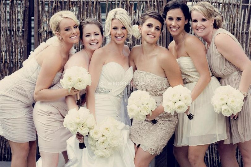 Neutral Palette wedding
