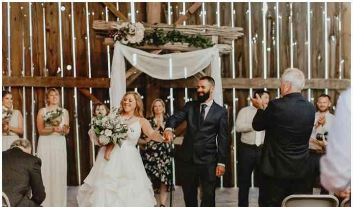Beaverton nuptials
