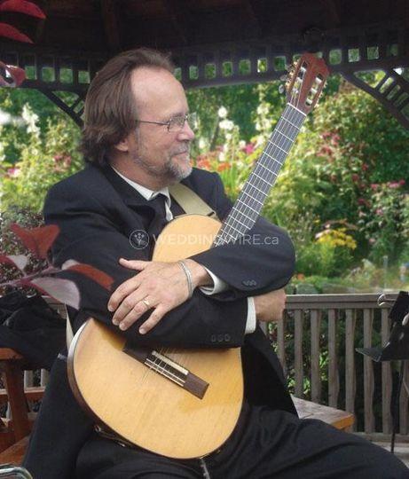 Dunstan Morey - Guitarist