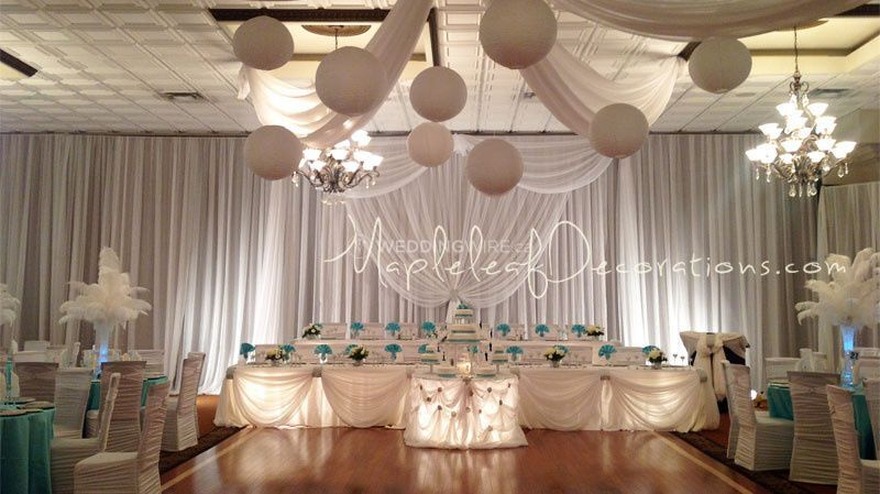 Mapleleaf Decorations