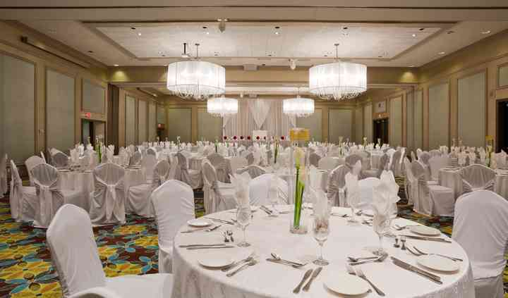 Champagne Banquet Hall