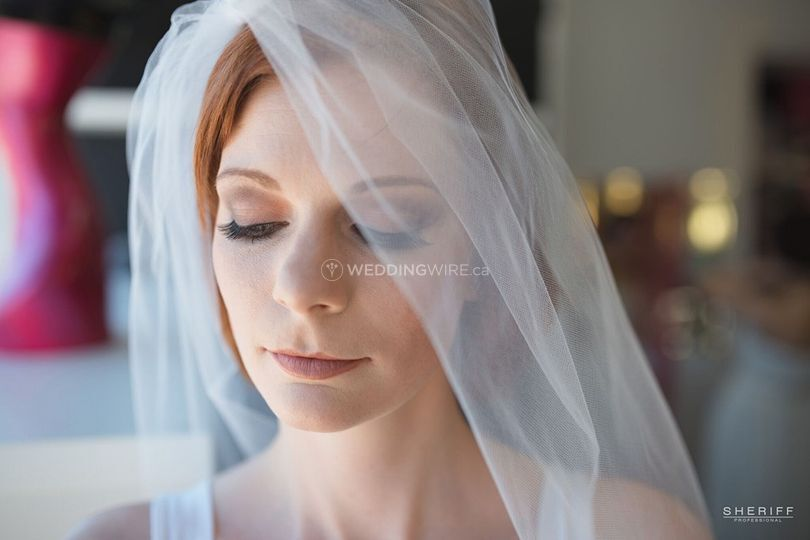 Wedding makeup winnipeg