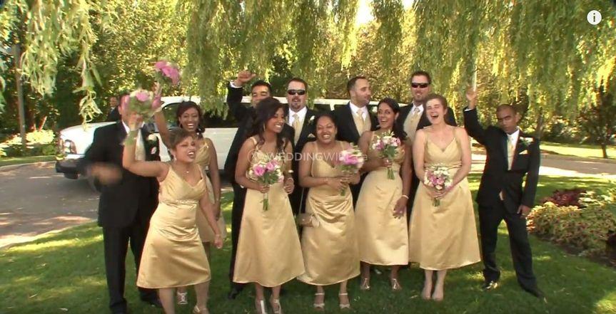 North York, Ontario bridesmaids