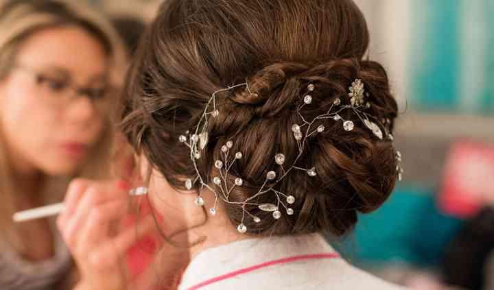 Jewish Bridal Updo