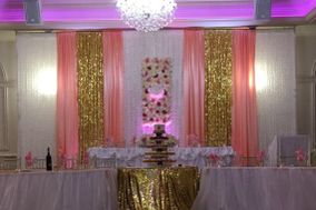 All That Glitters Event Decor