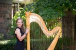 Harpist Rachel Dignard