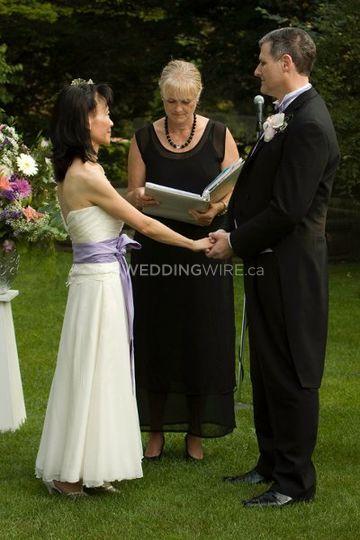 Toronto wedding officiant. Jpg