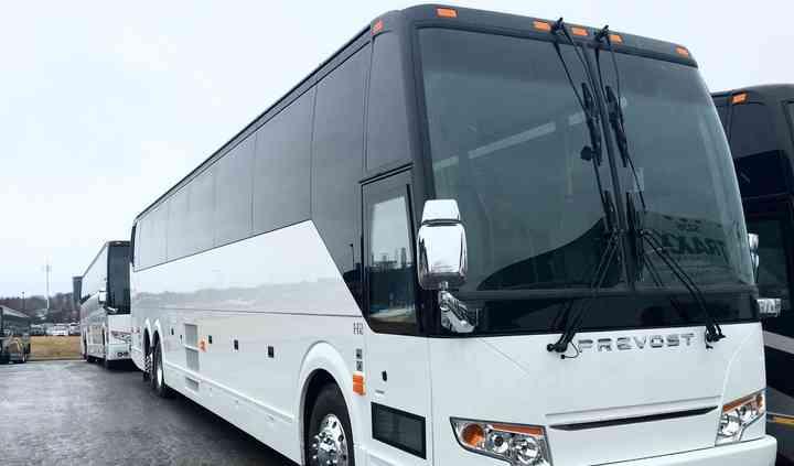 Luxury Motorcoach Exteriors