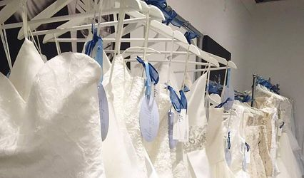 Blue Bridal Boutique on Main