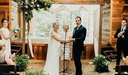 Tracy Biggar, Wedding Officiant