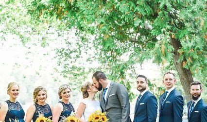 By Francesca, xo Weddings 1