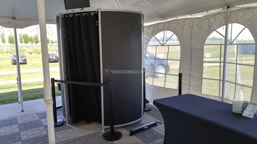 snapPOD Photo Booth Systems