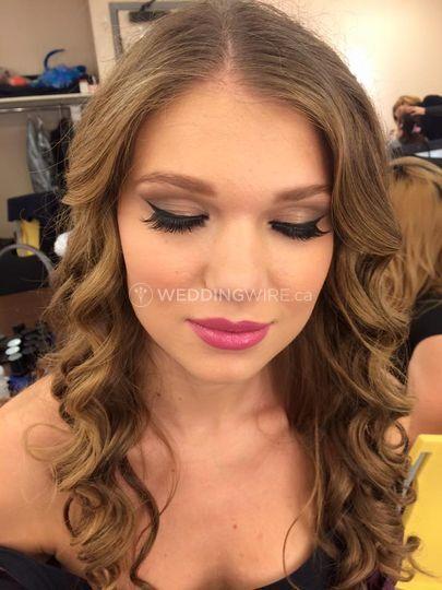 Alessandra Filomena Makeup
