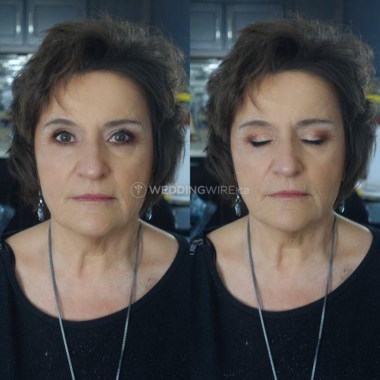 Siobhan's Makeup
