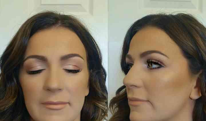 Soft Pink Bridal Makeup