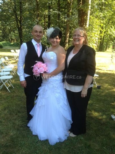 Pastor Dale Crawford - Wedding Officiant
