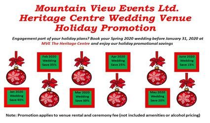 The Heritage Centre by Mountain View Events 1