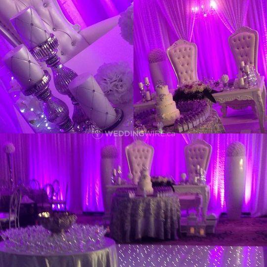 Extra table decor