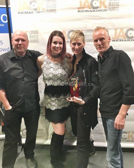 Swagger JRLM Awards