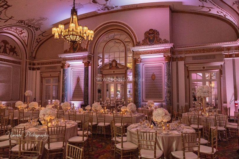 Chateau laurier - ballroom