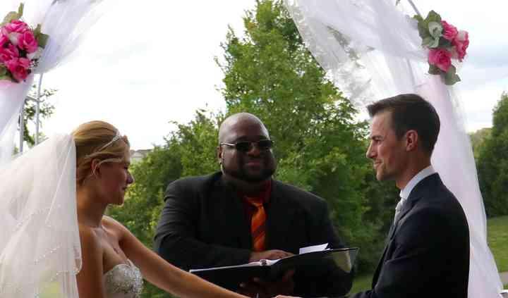 I Do! I Do! Wedding Officiant
