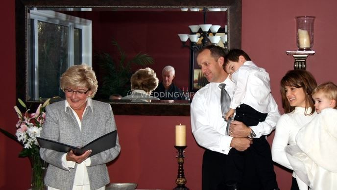 Lynne & Keith - Exceptional Ceremonies - Uniquely Engaging