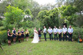Creekside Wedding Ceremony Venue