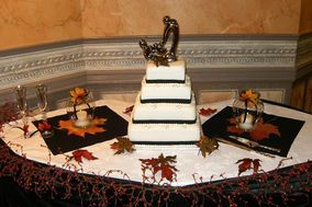 Claude's Wedding Cakes