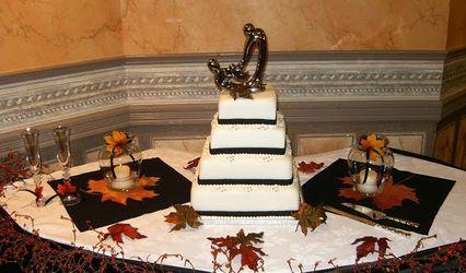 Claude's Wedding Cakes