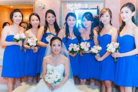 Peggy Lee Bridal Makeup and Hair Service