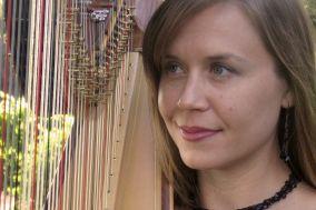 Kristen Theriault, Harpist