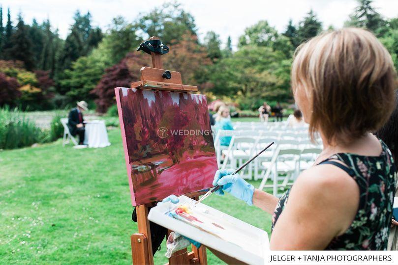Heron Lake Ceremony Artist