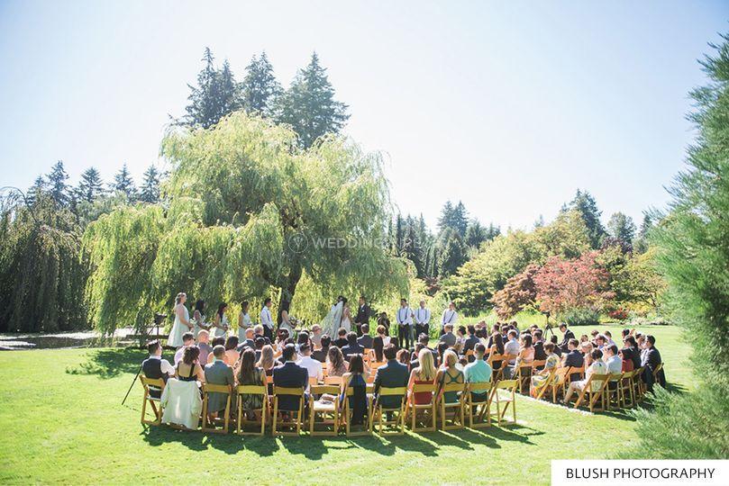 Heron Lake Ceremony