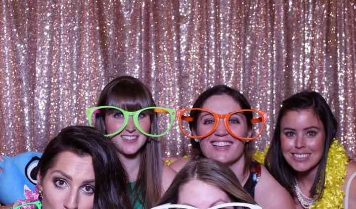 Giant Camera Photo Booth