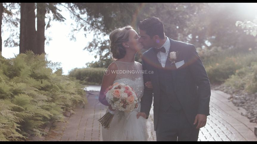 Wedding Films by Patrick Hodgson