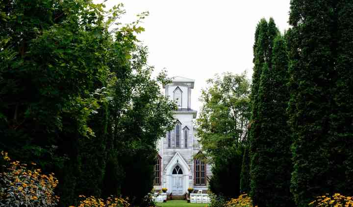 Our 1881 Church